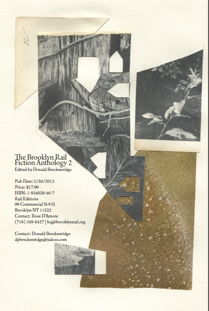 The Brooklyn Rail Fiction Anthology 2